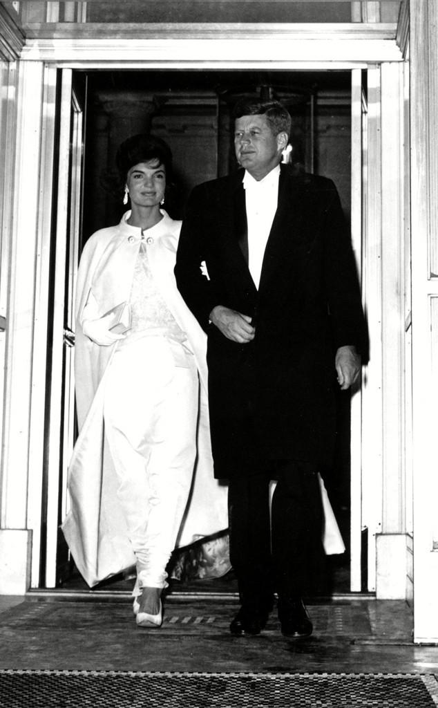 John F Kennedy, Jackie Kennedy, Inuagural Ball