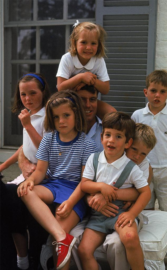 Robert F. Kennedy, John F. Kennedy Jr.
