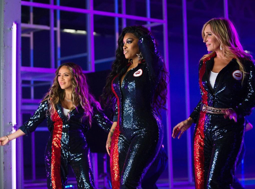 Melissa Gorga, Sonja Morgan, Porsha Williams