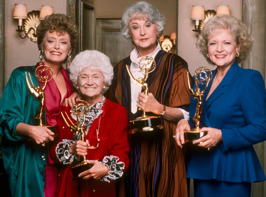 Rue McClanahan, Estelle Getty, Bea Arthur, Betty White