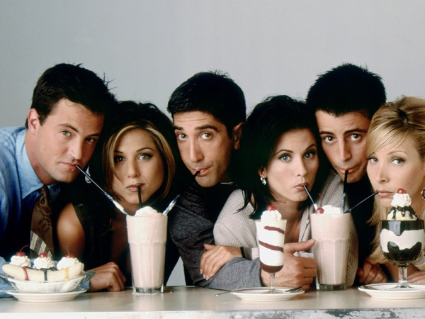 <i>Friends</i> and the Magic September 22 TV Premiere Date