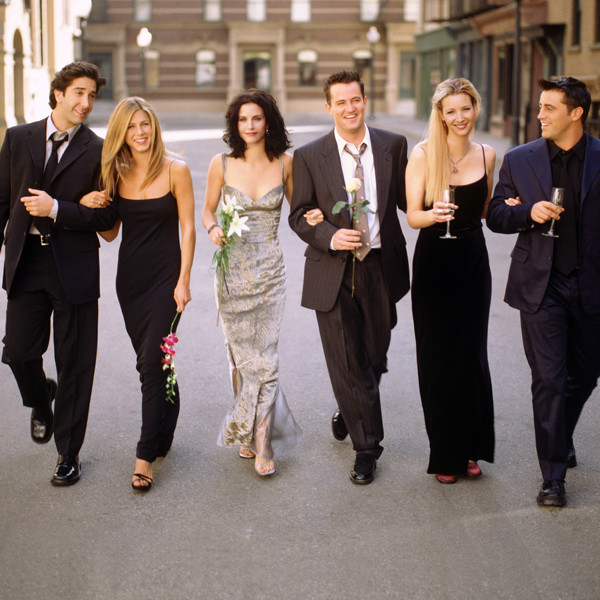 """Friends Reunion Is Still a Maybe at HBO Max, But """"There's Interest All the Way Around"""""""