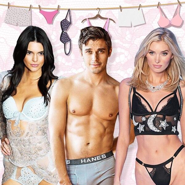 Hot women in their underwear