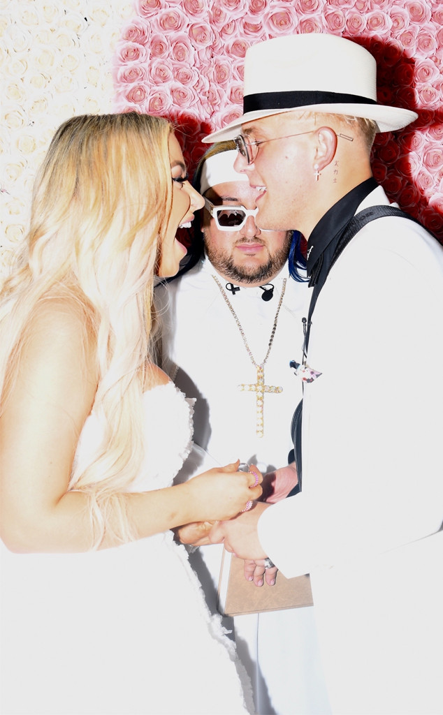Tana Mongeau, Jake Paul, Wedding