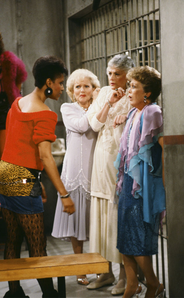 Betty White, Bea Arthur, Rue McClanahan, Golden Girls