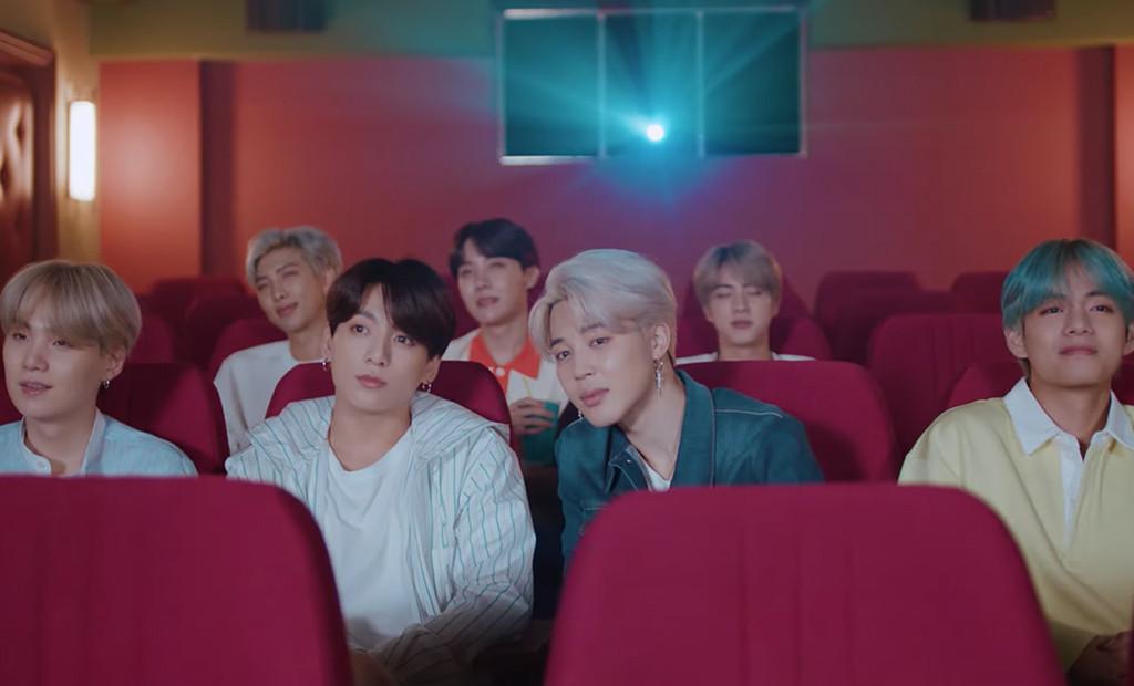 BTS, Bangtan Boys, Lights MV
