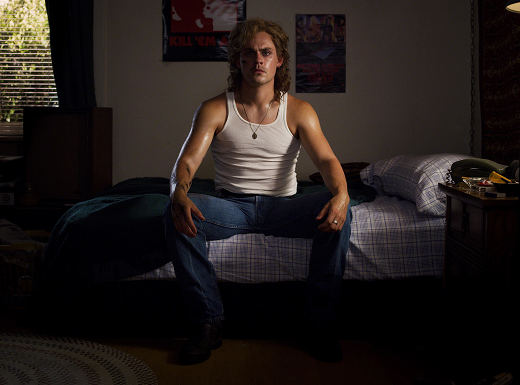 Stranger Things Season 3, Dacre Montgomery, Billy