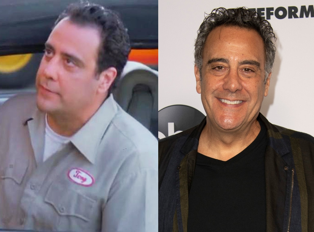 Brad Garrett from 30 Stars Who Got Their Start on Seinfeld ...Brad Garrett