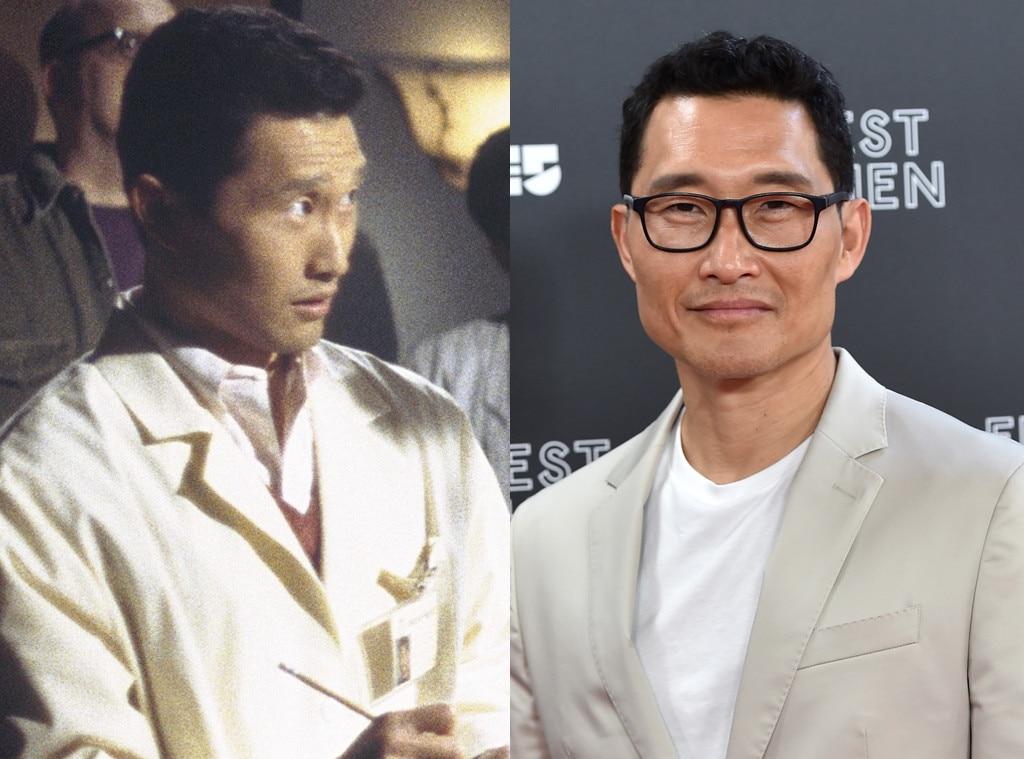 Seinfeld guest stars - Daniel Dae Kim