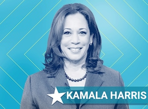 Kamala Harris, Democratic Candidate Pop Culture Survey