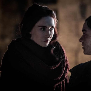 Game of Thrones, Carice van Houten, Melisandre