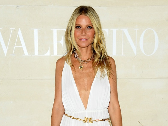 Gwyneth Paltrow's Risqué Goop Commercial Is Probably Going on Santa's Naughty List