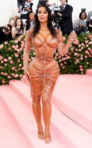 Kim Kardashian, 2019 Met Gala