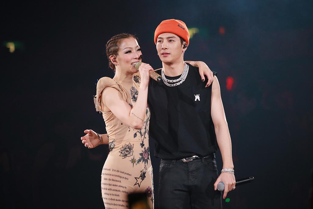 Jackson Wang, Sammi Cheng, FollowMi 2019