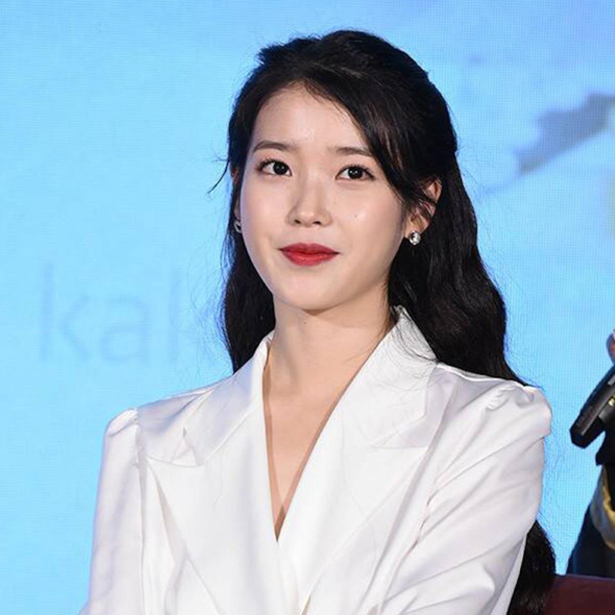 K-Pop Star IU Hits Golden Milestone - E! Online - AP