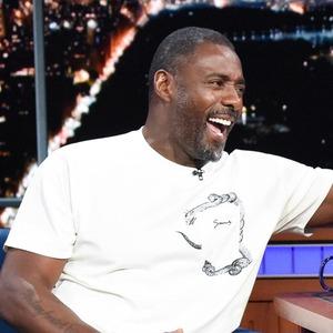 Idris Elba, Stephen Colbert