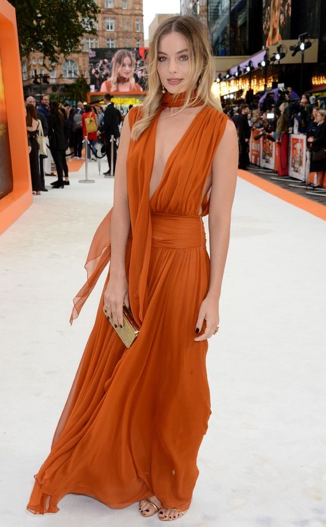 Once Upon a Time in... Hollywood London Premiere, Margot Robbie