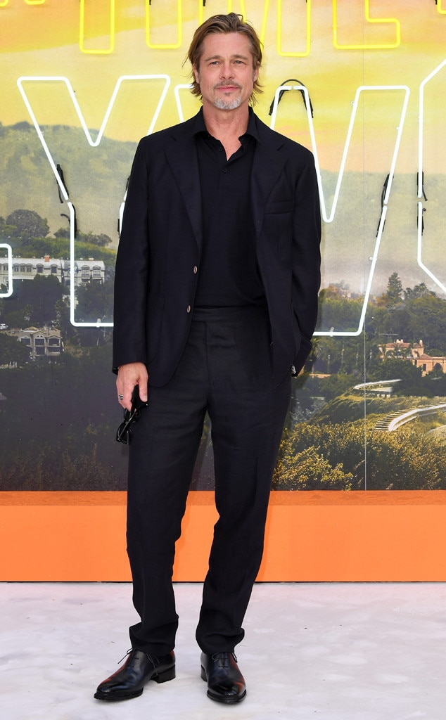 Once Upon a Time in... Hollywood London Premiere,