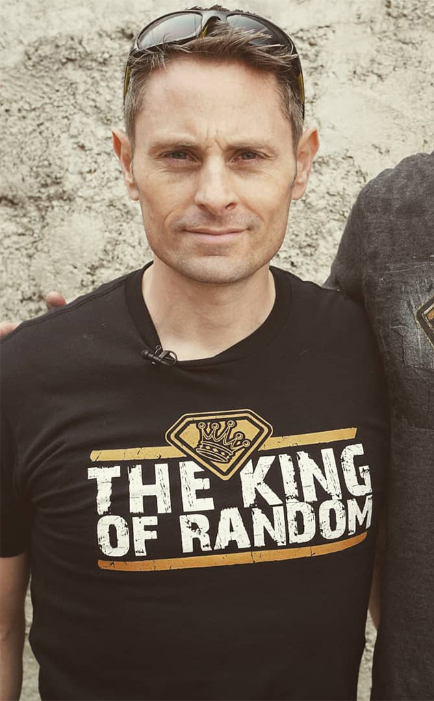 Grant Thompson, The King of Random, RIP