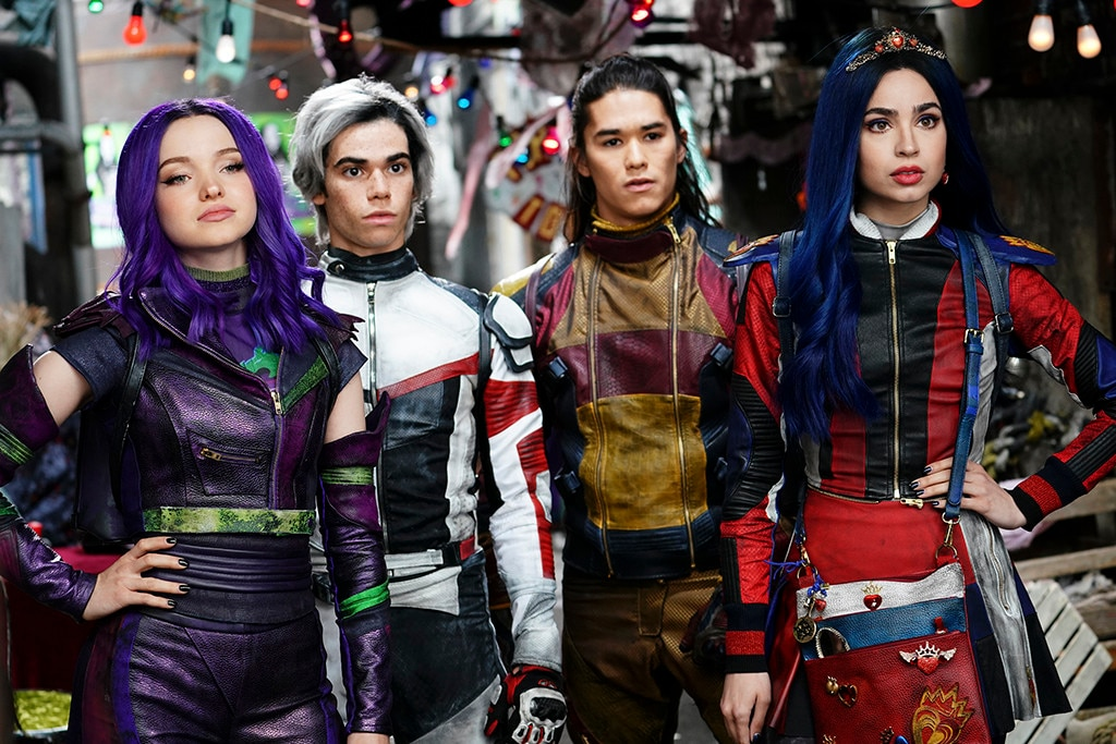 Disney honors 'Descendants 3' star Cameron Boyce with emotional video