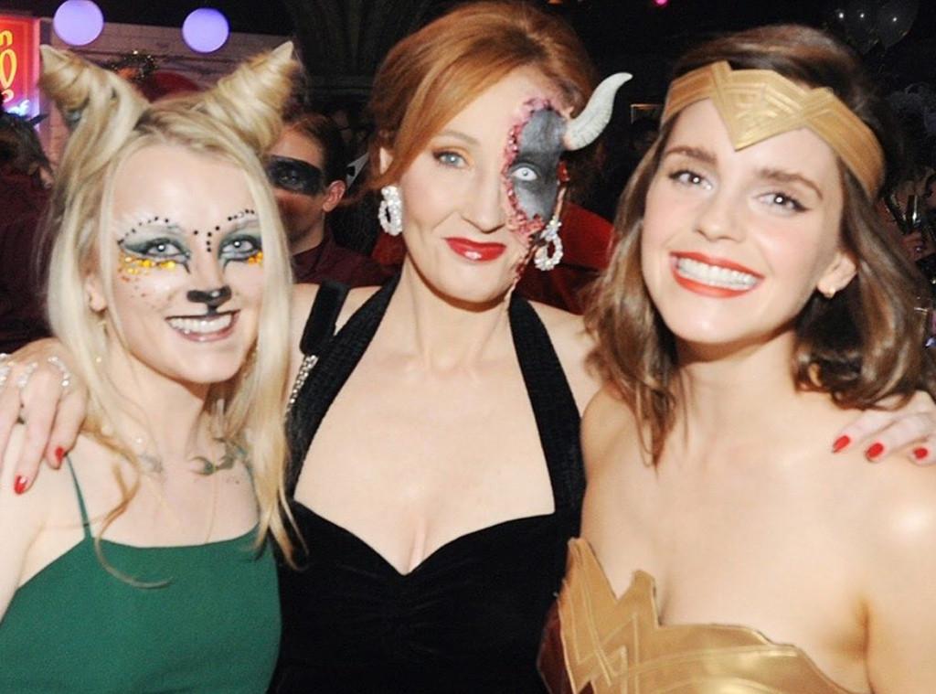 Emma Watson, J.K. Rowling