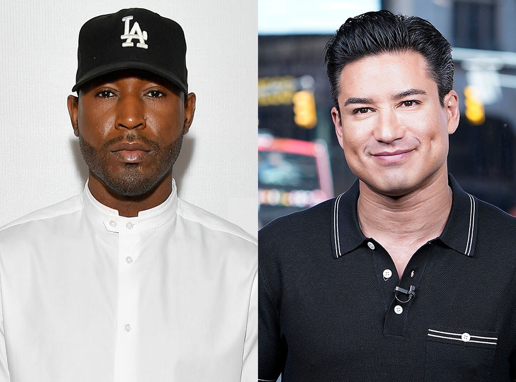 Karamo Brown Calls Out Mario Lopez Over Transgender Comments