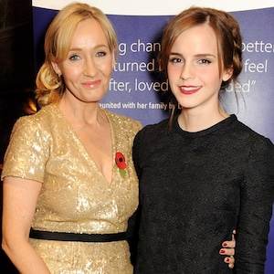 J.K. Rowling, Emma Watson