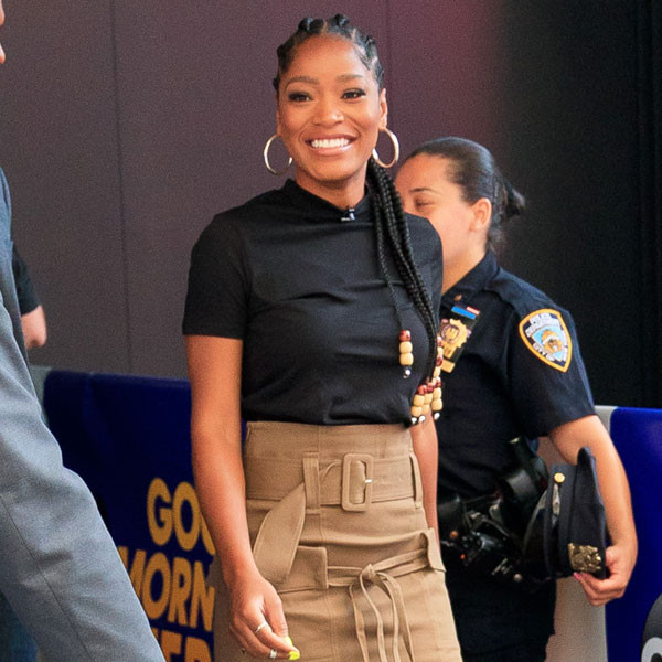 """Keke Palmer Is Gifting Us With """"Sorry To This Man"""" Merch After Viral Video"""