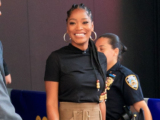 "Keke Palmer Is Gifting Us With ""Sorry To This Man"" Merch After Viral Video"