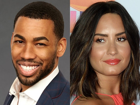 Demi Lovato and <i>Bachelorette</i> Star Mike Johnson Are ''Getting to Know Each Other''