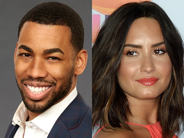 "Mike Johnson Talks Budding Demi Lovato Romance: ""No Pressure"""