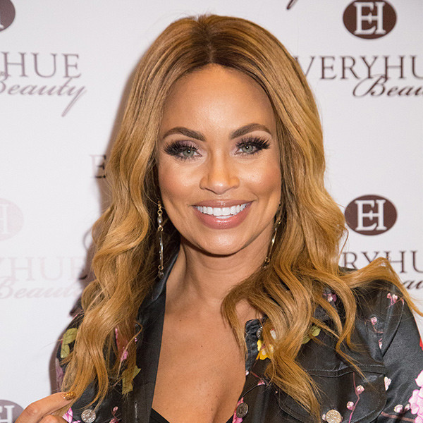 Real Housewives of Potomac's Gizelle Bryant's Makeup Line Has a Hue for You