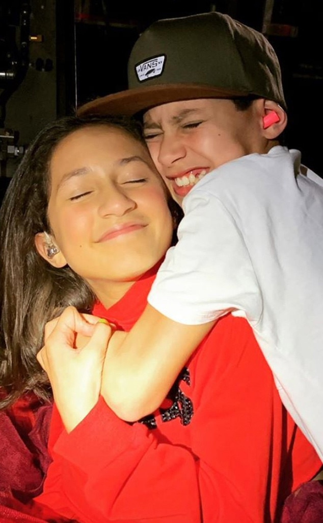 Jennifer Lopez, Alex Rodriguez Kids