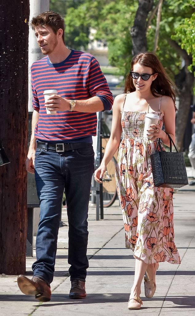 Emma Roberts & Garrett Hedlund from The Big Picture: Today ...