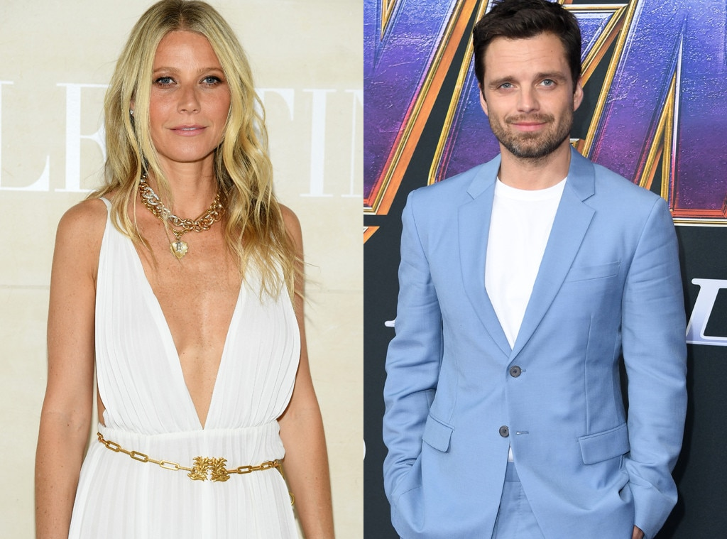 Sebastian Stan Jokes That Gwyneth Paltrow Still Doesn't Know Him