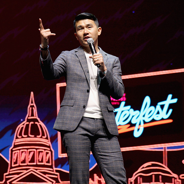 Ronny Chieng on Turning Anger Into Comedy and What He Brings to the Crazy Rich Asians Group Chat