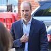 Prince William, Royal Marsden Hospital Visit
