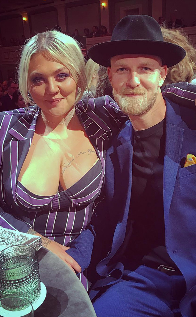 Elle King, Jim, Fiance, Instagram