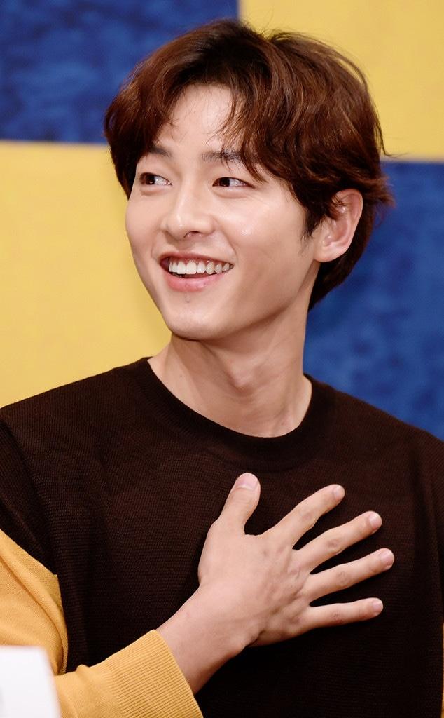 Song Joong-Ki, K-drama 'Arthdal Chronicles' Premiere In Seoul