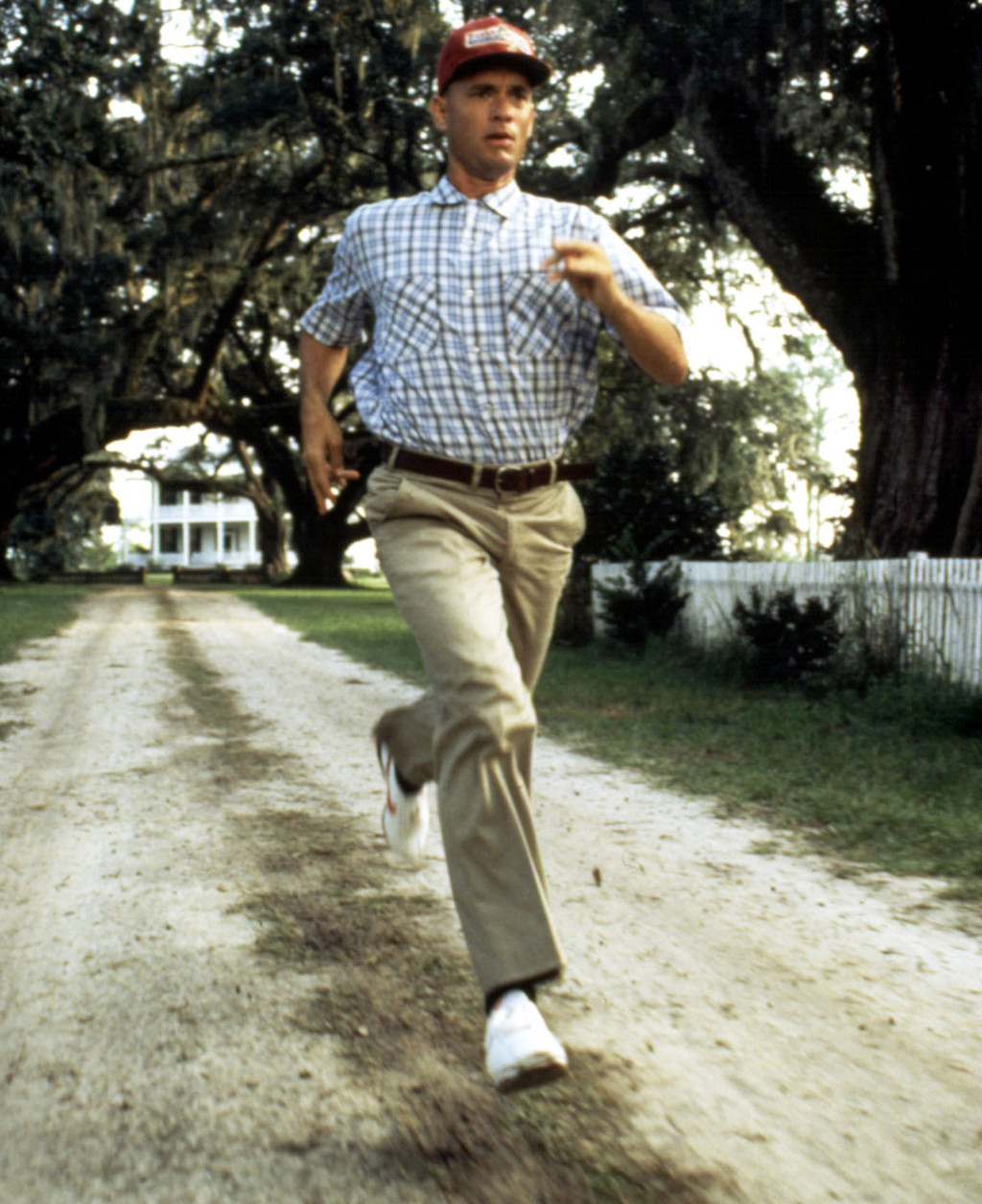 Forrest Gump, Tom Hanks, Running