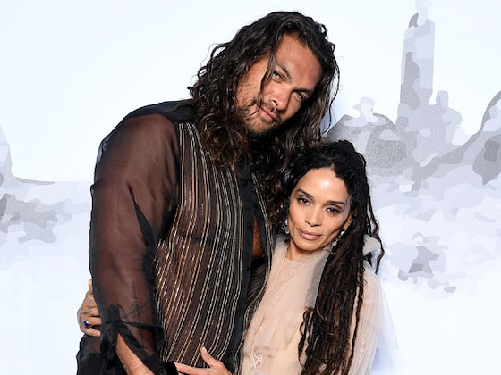 "Jason Momoa Knows Anything Is ""F—king Possible"" After Marrying Lisa Bonet"