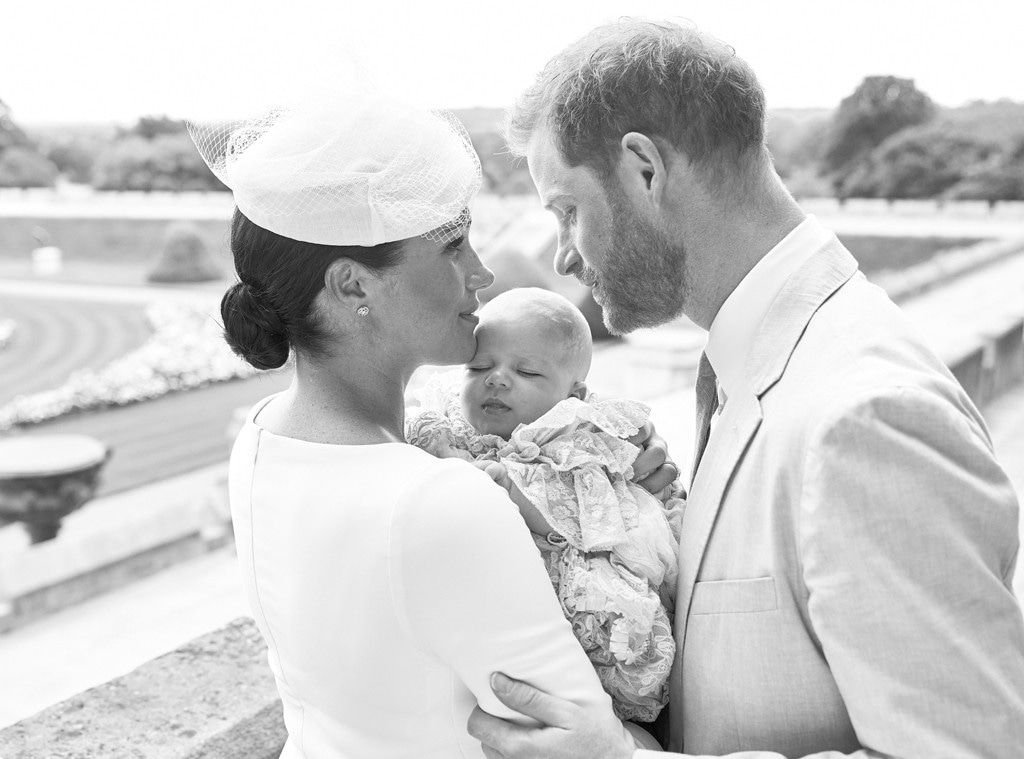 Archie, Royal Christening, Prince Harry, Meghan Markle