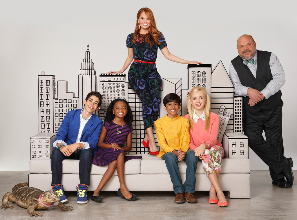 Jessie, Cameron Boyce, Life in Pictures