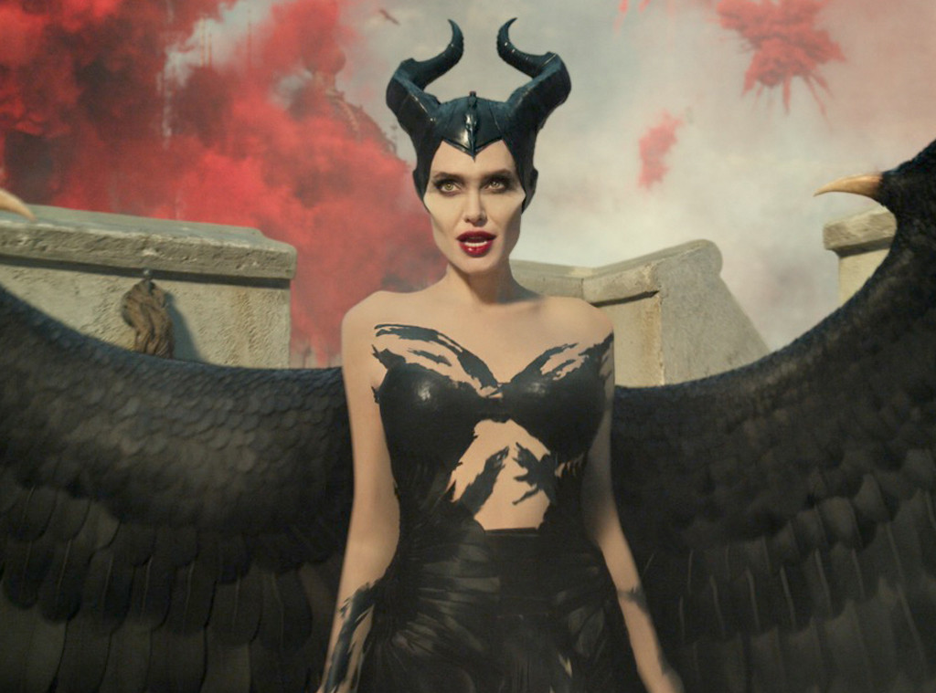 Angelina Jolie Epically Unleashes Her Fury in New Maleficent ...