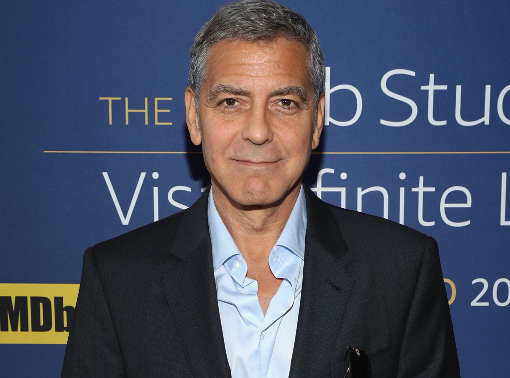Bill de Blasio, Democratic Candidate Pop Culture Survey, Actor that would play you, George Clooney