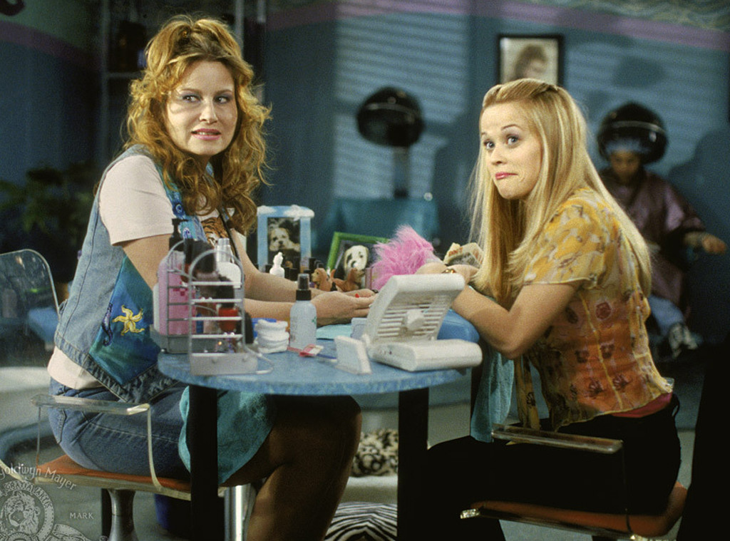Legally Blonde Cast - Jennifer Coolidge, Reese Witherspoon
