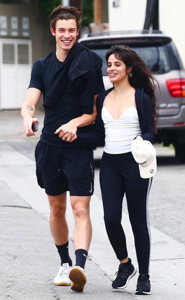 The Timing Is Right From Camila Cabello And Shawn Mendes Pda