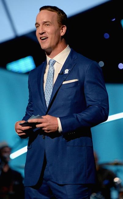 Peyton Manning, ESPY Awards 2017