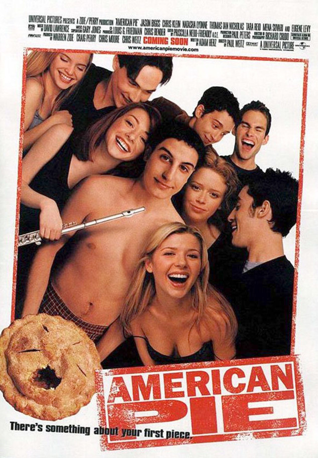 American Pie Poster, Cast
