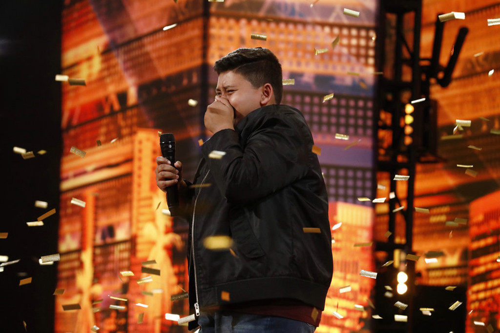 America's Got Talent, Luke Islam, Golden Buzzer